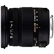 ᐅ <b>Sigma AF 17</b>-<b>50mm</b> f/2.8 EX DC OS HSM Canon EF-S отзывы ...