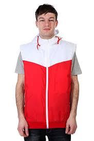 Купить <b>жилет Urban Classics</b> Arrow Vest Red-white в интернет ...