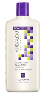 Andalou Naturals <b>Full</b> Volume Shampoo <b>Lavender</b> and <b>Biotin</b> -- 11.5 ...