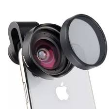 <b>Объектив</b> для смартфона <b>Ulanzi</b> 16mm <b>Wide Angel</b>, CPL Filter ...
