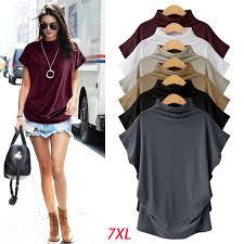<b>Women</b> Tops <b>Korean Style</b> Fashion <b>Womens Cotton</b> Blouse Short ...