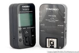 Обзор <b>радиосинхронизатора Yongnuo</b> Digital <b>YN</b>-<b>622N</b> | Радожива