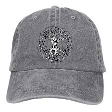 Kamaple Tree of Life Bottoming Cowboy Hats <b>Fashion Adjustable</b> ...