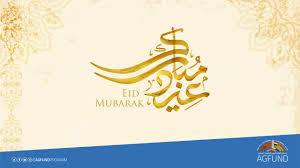 <b>EID MUBARAK</b>   AGFUND