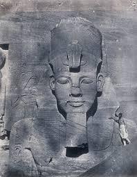 photographers in egypt  essay  heilbrunn timeline of art history  nubie ibsamboul colosse mdial enfoui du spos de phr