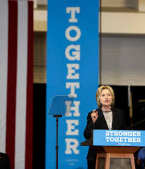 hillary clinton talks economic outlook during ohio stop news democratic presidential candidate hillary clinton speaks about the economy tuesday 21 2016