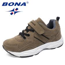 <b>BONA New Classics Style</b> Children Shoes Boys Sneakers Outdoor ...