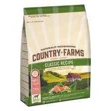 <b>Сухой корм COUNTRY FARMS</b> 2,5 кг классический ...