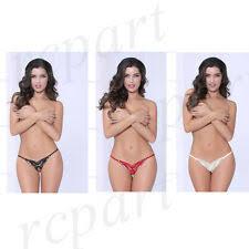 Сетчатые <b>стринги белые</b> трусики для женский | eBay