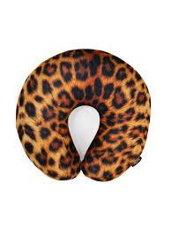 <b>Подушка</b> антистресс для шеи, серия <b>Animal</b>, дизайн Leopard ...