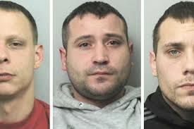 Shane Thomas and cousins Wayne and Michael Parker. THREE men who planned and launched a bone-breaking attack and robbery of a taxi driver have been jailed ... - shane-thomas-and-cousins-wayne-and-michael-parker-477143694