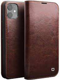 COVO <b>Case</b> for <b>iPhone</b> 11/ <b>iPhone</b> XI R 6.1 2019 <b>Genuine</b> Leather ...