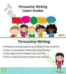 examples of a persuasive essay
