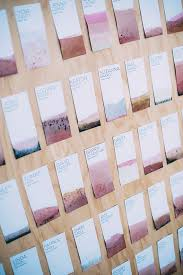 <b>diy</b> escort <b>cards</b> or <b>seating</b> chart or whatever you call it. - almost ...