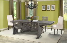 dining table parson chairs interior: elements international stone dining table  side chairs  parsons chair item number