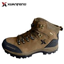 China New <b>Top Quality Men</b>′s Cow Leather Outdoor <b>Trekking</b> ...