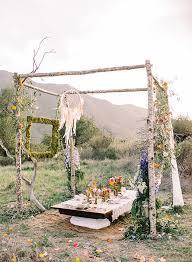 flowers wedding decor bridal musings blog: dreamcatcher wedding decor bohemian wedding inspiration bridal musings wedding blog