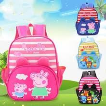 10 цветов, Пеппа, <b>свинка</b>, рюкзак, детские <b>сумки</b>, Джордж, <b>свинка</b> ...