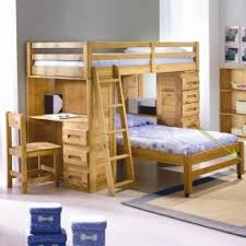 wooden bunk beds with desk and drawers cool wooden twin loft bed design charming kids charming kids desk