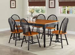 Lane Dining Room Sets Better Homes And Gardens Autumn Lane Farmhouse Dining Table Black
