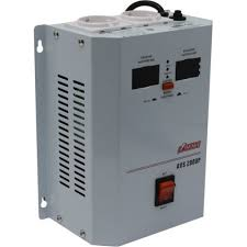 <b>Стабилизатор</b> напряжения <b>Powerman AVS 2000</b> P — купить ...