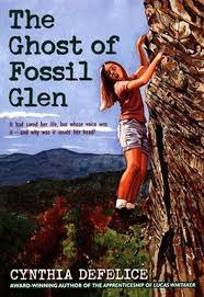 19 mystery books that kept you up at night in elementary school the ghost of fossil glen by cynthia c defelice