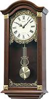 <b>RHYTHM</b> Деревянные <b>часы</b> с маятником и боем - купить ...