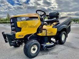 Садовый <b>трактор Cub Cadet XT3</b> QR106E - купить в Москве по ...