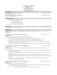 optician resume info essay optician resumes optician resume template 6 word