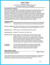 resume sample technical skills cover letter resume examples resume sample technical skills bsr resume sample library and more business analyst resume 324x420 agile business