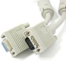 Купить <b>кабель удлинитель для</b> монитора VGA 15m/15f 5.0м. Grey ...