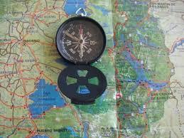Mapas y Brújula.