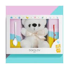 <b>Подарочный набор SOKOLOV</b> – купить в официальном интернет ...