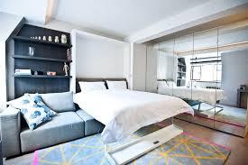 studio apartment bedroom rustic with open plan handmade joinery bedroom furniture solutions