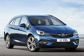 VAUXHALL Astra Estate models and generations timeline, specs ...
