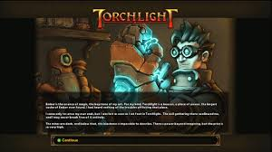 torchlight xbla review com depending on the class you choose your character begins a different background story however the main story isn t altered the town of torchlight is