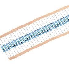 <b>1Watt</b> 0.15 Ohm Metal Film Resistors 1% Tolerances <b>30Pcs</b> ...