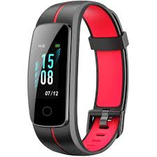 <b>Fitness Bracelet</b> INOI Band Black and Red, код 5908235974255