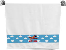 masks bathroom accessories set personalized potty: airplane bath towel personalized airplane design personalized bath towel airplane bath towel personalized