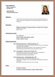Career Center   Internship Resume Sample Rufoot Resumes  Esay  and Templates