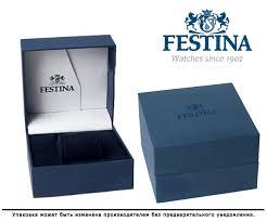 <b>Festina F16827</b>/<b>4</b> купить в магазине i-<b>Watch</b>.Ru по выгодной цене ...