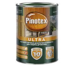 РАСПРОДАЖА Пропитка <b>PINOTEX Ultra</b> купить по цене от 583 ...