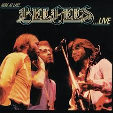 <b>Bee Gees</b> - <b>Here</b> At Last… Bee Gees Live - LPx2 – Rough Trade