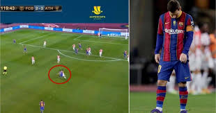 <b>Lionel Messi</b> red card: How long will Barcelona star be banned for ...