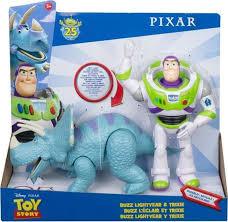 <b>Набор</b> фигурок <b>Toy Story</b> Базз Лайтер и Трикси, GGB26_GJH80 ...
