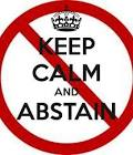 Images & Illustrations of abstain