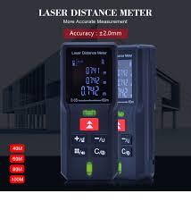 OUTEST 40M <b>60m 80m 100m</b> Laser Rangefinder <b>Digital</b> Laser ...