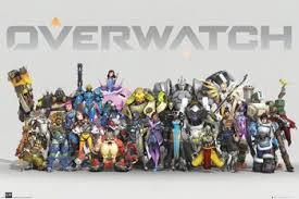 Anniversary Line Up   <b>Overwatch Poster</b>   EMP