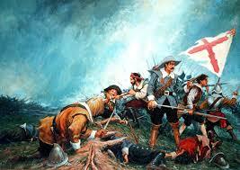 Resultado de imagen de la batalla de Jemmingen