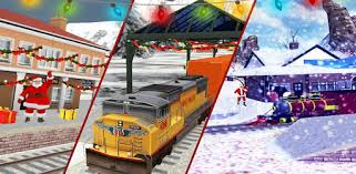 <b>Santa Christmas Train Sim</b> - Google Play پر موجود ایپس
